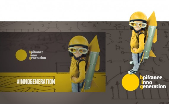 Visuel de l'évènement Bpifrance Inno Generation